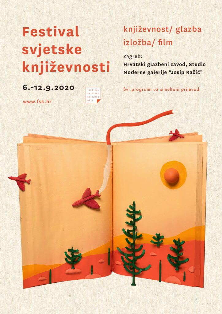 Festival svjetske književnosti 2020. - Nikola grabovac