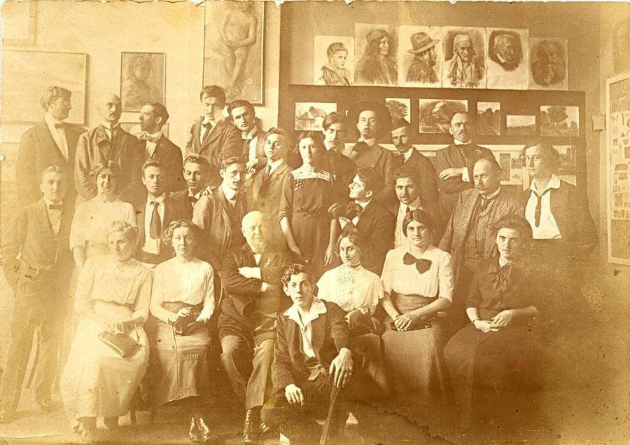 Likovni arhiv HAZU, Muzej za povijest medicine / Sat anatomije - nekad i sada